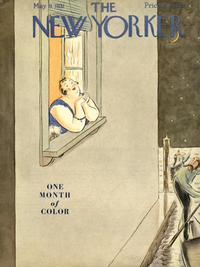 The New Yorker Cover - May 9, 1931-Helen E. Hokinson-Premium Giclee Print