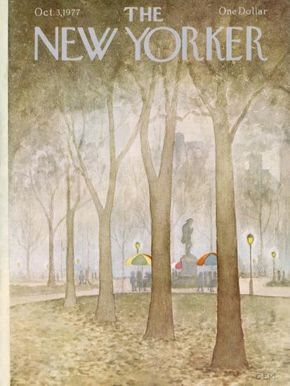 1 dollar tree woodland home decor ideas.htm the new yorker cover october 3  1977 premium giclee print by  october 3  1977 premium giclee print