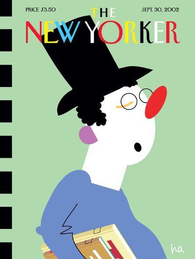 The New Yorker Cover - September 30, 2002-Bob Zoell (HA)-Premium Giclee Print