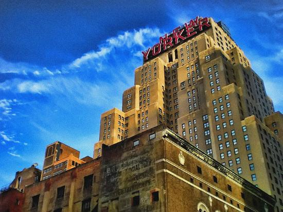 The New Yorker Hotel, New York City-Sabine Jacobs-Photographic Print