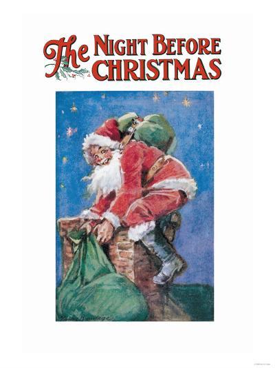 The Night Before Christmas--Art Print