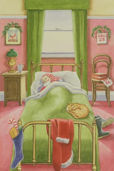 The Night before Christmas-Lavinia Hamer-Giclee Print