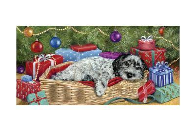 The Night before Christmas-Janet Pidoux-Giclee Print