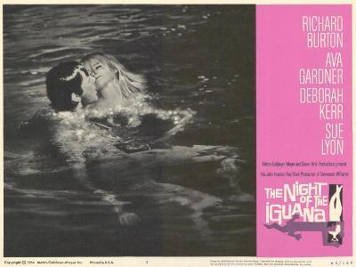 The Night of the Iguana, 1964--Art Print