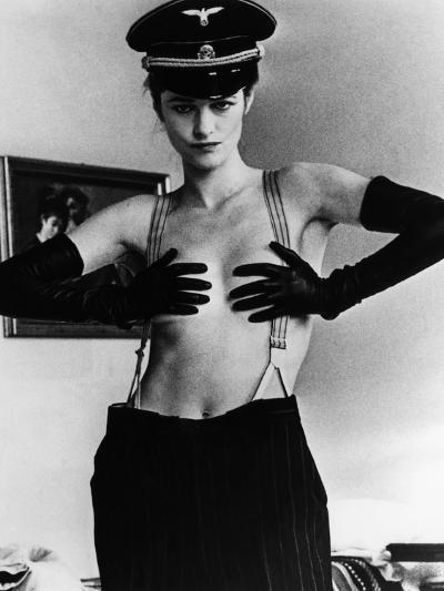 The Night Porter, (aka Il Portiere Di Notte), Charlotte Rampling, 1974--Photo