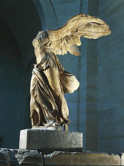 The Nike or Victory of Samothrace--Giclee Print