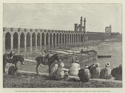 The Nile Barrage