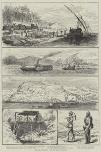 The Nile Expedition, with the Royal Engineers