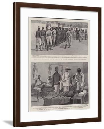 The Nile Expedition-Joseph Nash-Framed Giclee Print