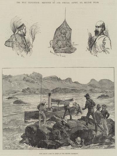 The Nile Expedition-Melton Prior-Giclee Print