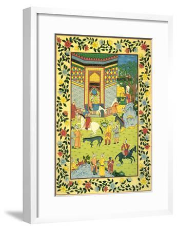 The Noblemen--Framed Premium Giclee Print