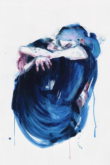 The Noise of the Sea-Agnes Cecile-Art Print