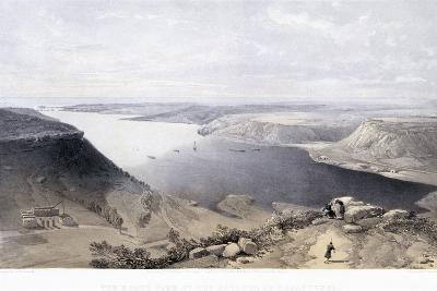 The North Side of the Harbour at Sebastopol, 22 June 1855-Jonathan Needham-Giclee Print