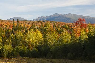The Northern Presidential in New Hampshire's White Mountains-Jerry & Marcy Monkman-Photographic Print