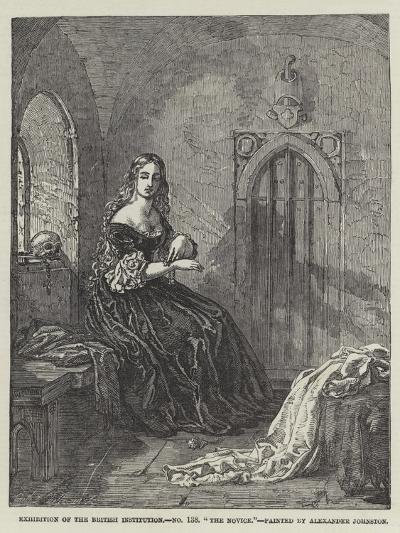 The Novice-Alexander Johnston-Giclee Print