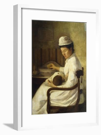 The Nursemaid-Nora Prowse Reilly-Framed Giclee Print