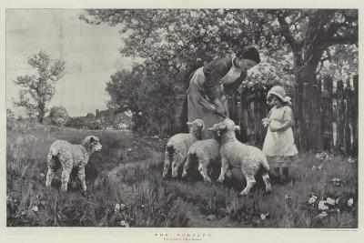 The Nursery-Ernest Albert Waterlow-Giclee Print