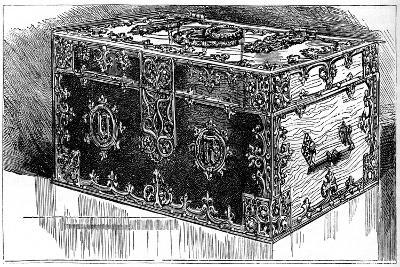 The Oath Box, House of Commons, Westminster, London, 19th Century--Giclee Print