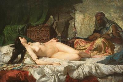 The Odalisque-Mari? Fortuny-Giclee Print