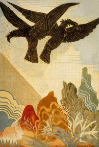 The Odyssey by Homere: the Eagles of the Omen, 1930-1933
