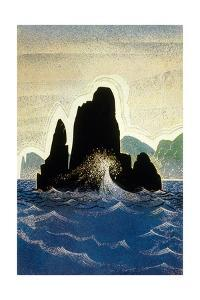 The Odyssey by Homere: the Rock of Gortyne, 1930-1933