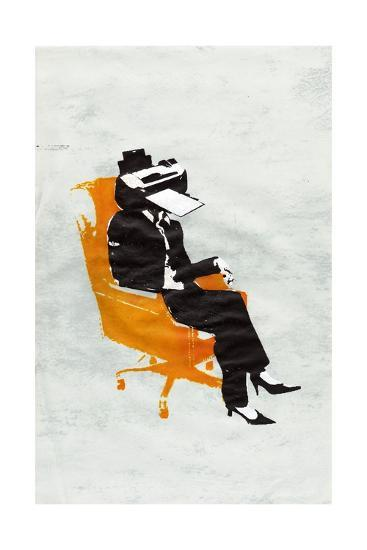 The Office 2-Katie Edwards-Giclee Print