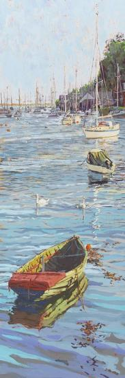 The Old and the New (Portmadoc, North Wales) 2006-Martin Decent-Giclee Print
