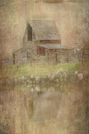The Old Cope Place-Ramona Murdock-Art Print