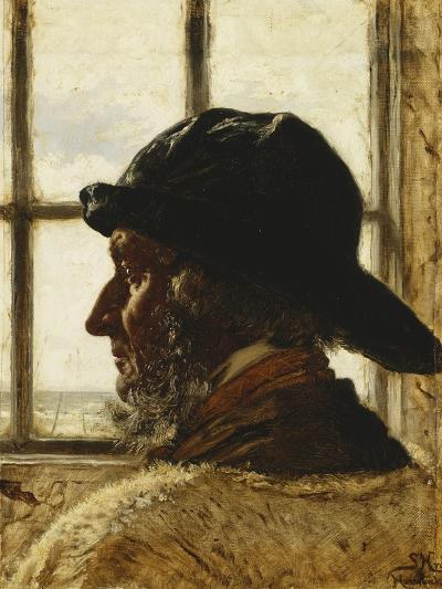 The Old Fisherman-Peder Severin Kr?yer-Giclee Print