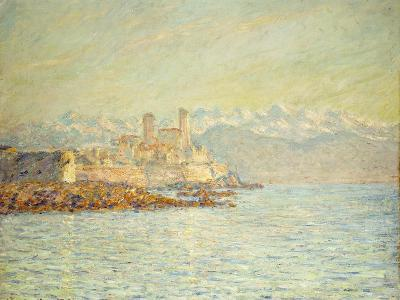 The Old Fort at Antibes, 1888-Claude Monet-Giclee Print