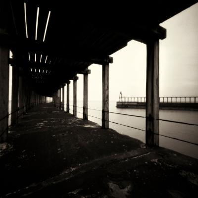 The Old Jetty-Craig Roberts-Photographic Print