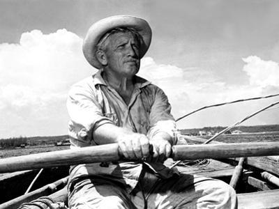 The Old Man And The Sea, Spencer Tracy, 1958