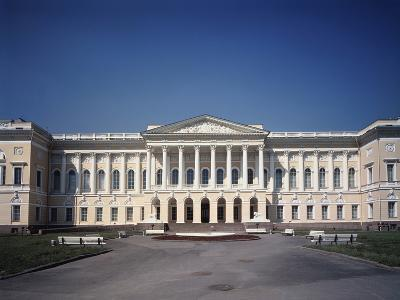The Old Michael Palace in St. Petersburg, 1819-1825-Carlo Rossi-Photographic Print
