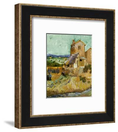 The Old Mill, c.1888-Vincent van Gogh-Framed Art Print