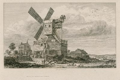 The Old Mill on Wimbledon Common--Giclee Print