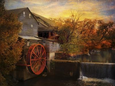 The Old Mill-Jai Johnson-Giclee Print