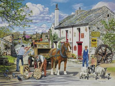 The Old Mill-Trevor Mitchell-Giclee Print