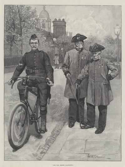 The Old Order Changeth-William Henry Charles Groome-Giclee Print