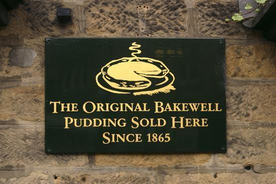 The Old Original Bakewell Pudding Shop, Bakewell, Derbyshire, 2005-Peter Thompson-Photographic Print
