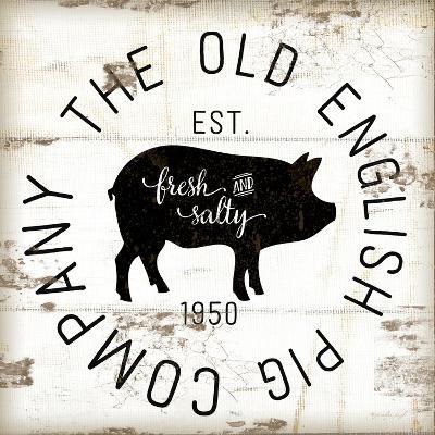 The Old Pig Company-Jennifer Pugh-Art Print