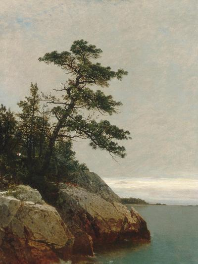 The Old Pine, Darien, Connecticut, 1872-John Frederick Kensett-Giclee Print
