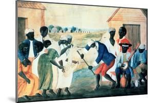 The Old Plantation, 1800