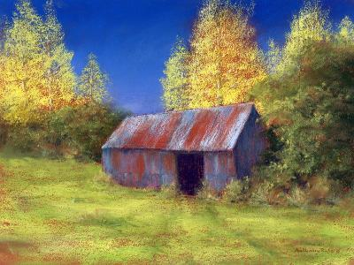 The Old Tin Shack, 2010-Anthony Rule-Giclee Print