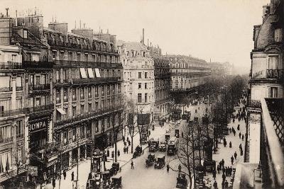 The Olympia Theatre, Boulevard Des Capucines, Paris, 1910--Giclee Print