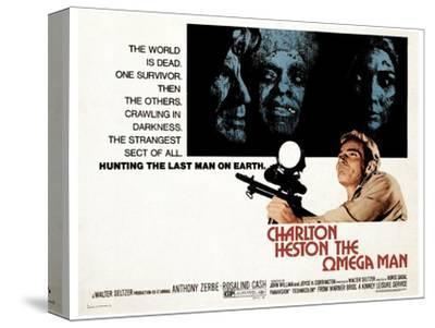 The Omega Man, Charleton Heston, 1971