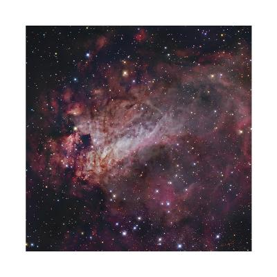 The Omega Nebula in Saggitarius-Robert Gendler-Giclee Print