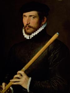 The One-Eyed Flautist, 1566