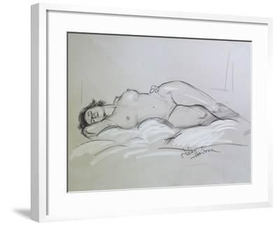The Only Place I Wanna Be-Nobu Haihara-Framed Giclee Print