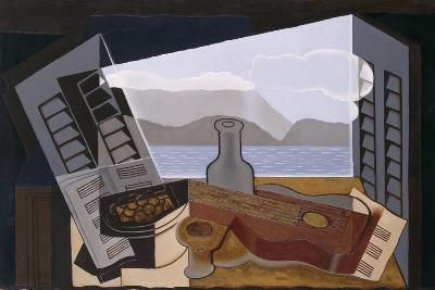 The Open Window, 1921-Juan Gris-Giclee Print
