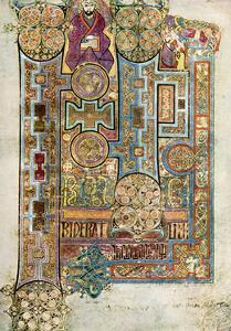 The Opening Words of St John's Gospel, 800 Ad